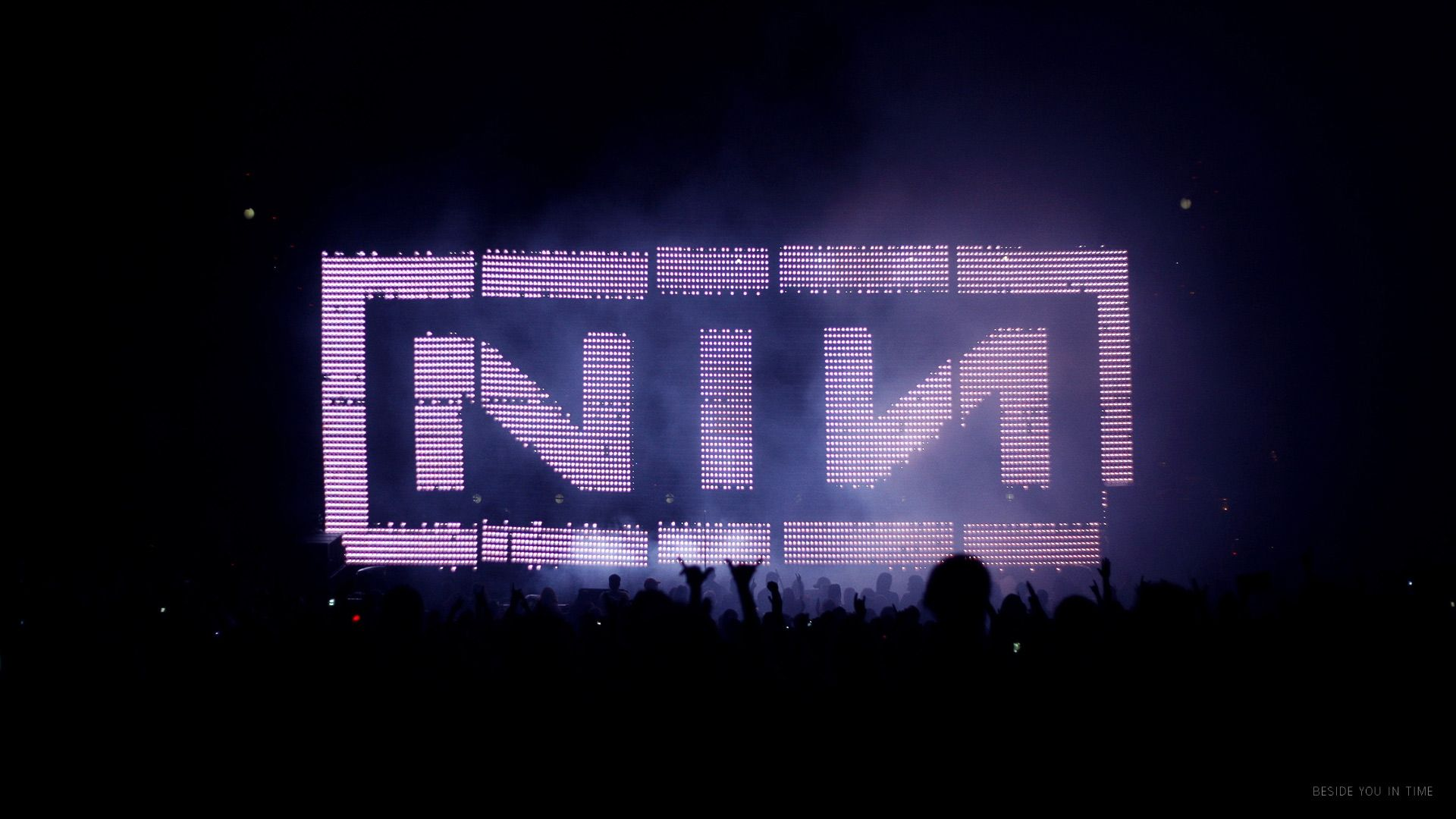 nine inch nails, concert, name - http://www.wallpapers4u.org/nine ...