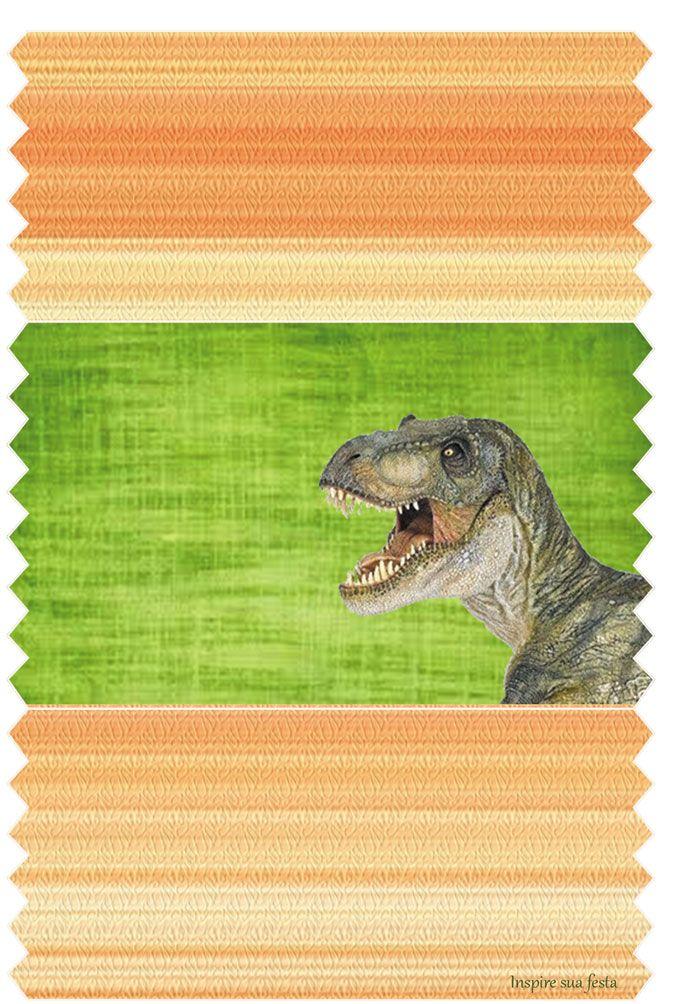 Dinossauros Reais Kit Digital Gratuito Decoracao Dinossauros