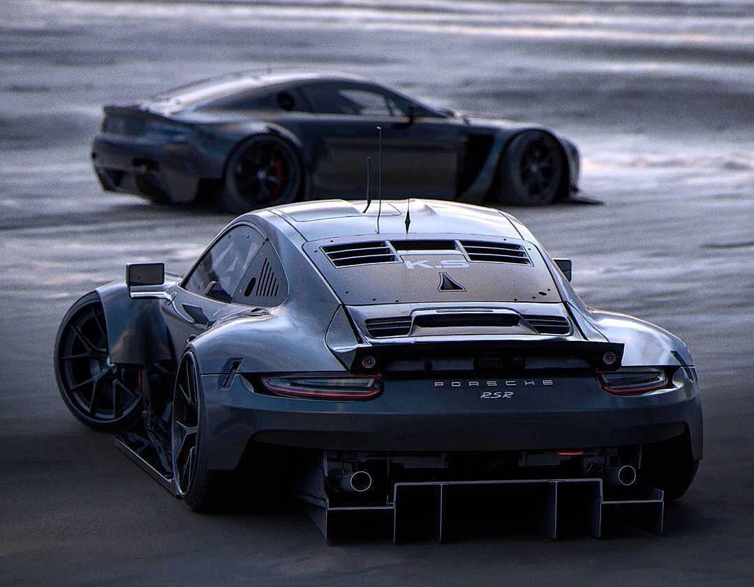 Aston Martin Vs Porsche Rsr Porsche Rsr Porsche Porsche Cars