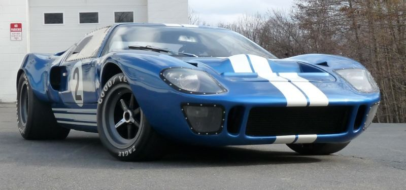 1000 images about sportscars ford gt 40 on pinterest