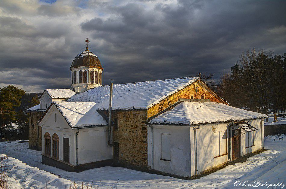 Orthodox church,  Tony Petrov