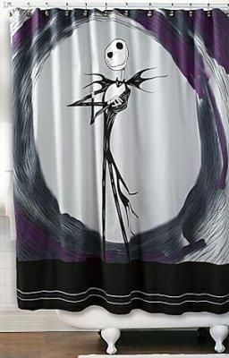 I Found Jack Skellington Shower Curtain On Wish Check It Out