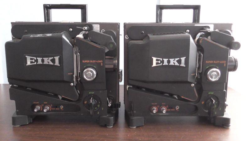 Eiki 16 mm movie projector ( japan) | Old Movie Projectors