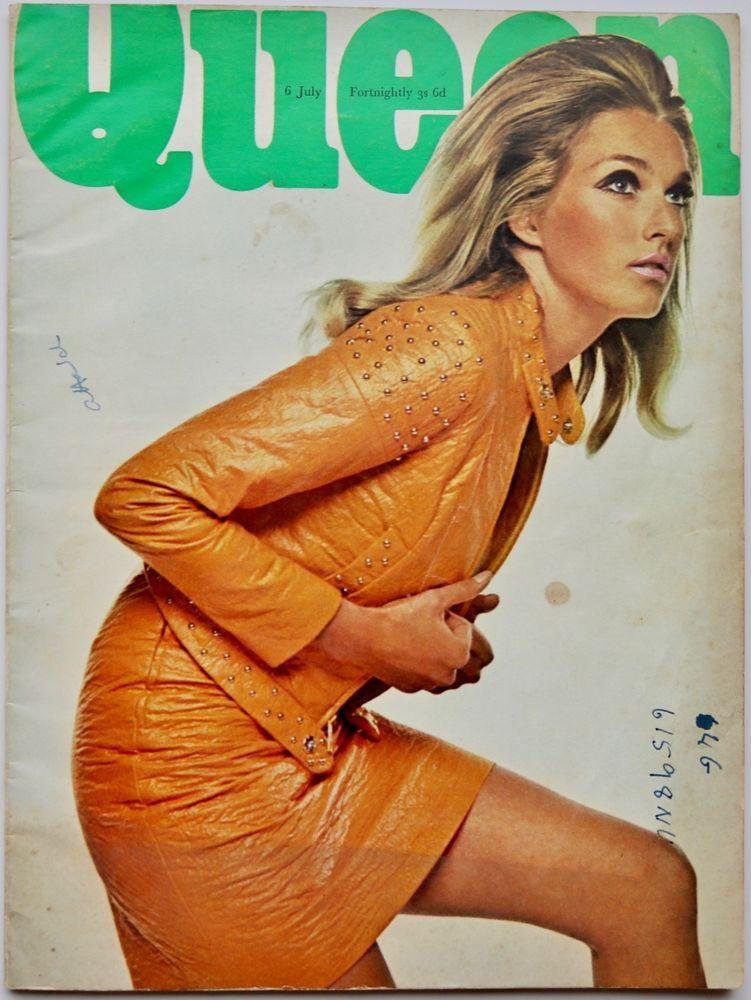 100 Queen Fashion Magazine 60's-70's ideas | queen fashion, fashion magazine,  magazine