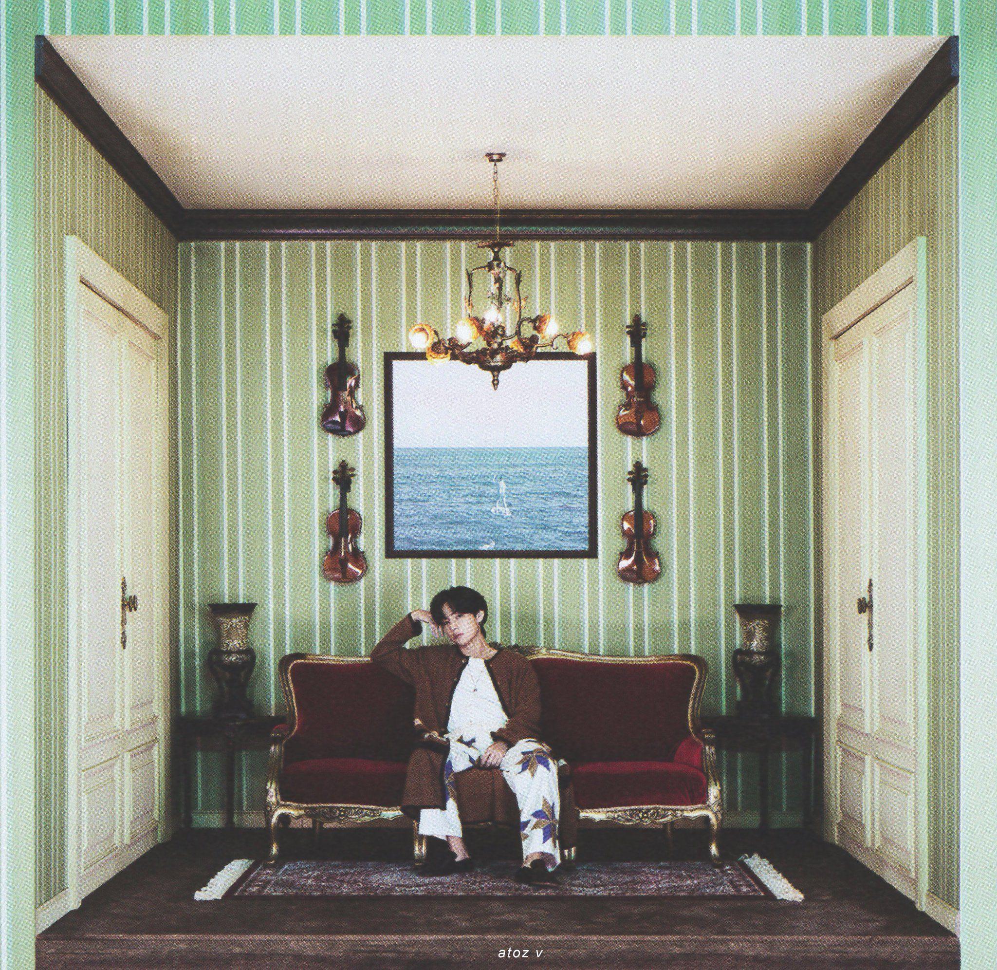 Atoz V On Twitter In 2021 Kim Taehyung Bangtan V Taehyung Luxury bts room photo