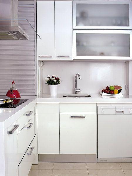 Una cocina amplia y renovada