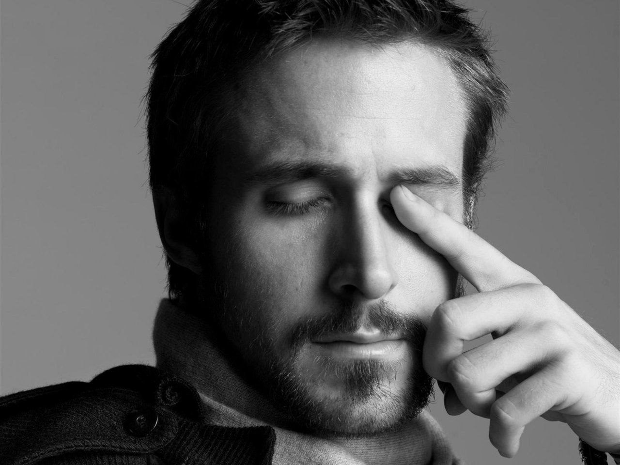 Ryan Gosling - Funny, I was never into blond men until I met my boyfriend. Now they're sexy! LOL