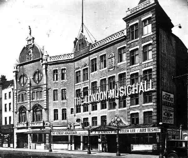 Music hall on shoreditch high st old london pinterest for House music london