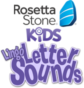 Rosetta Stone for Kids: lingo letter sounds  This free app