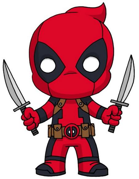 Pin By Michele Maraggos Seifers On Rocks Deadpool Cartoon Avengers Cartoon Deadpool Art
