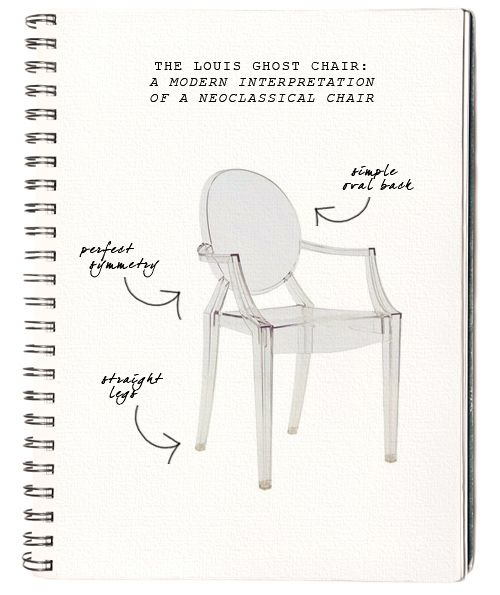 Design Under The Influence The Louis Ghost Chair Louis Ghost