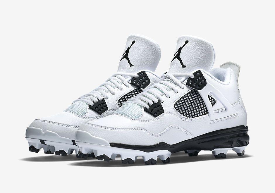 Air Jordan 1 Jeunes Crampons De Baseball Rétro