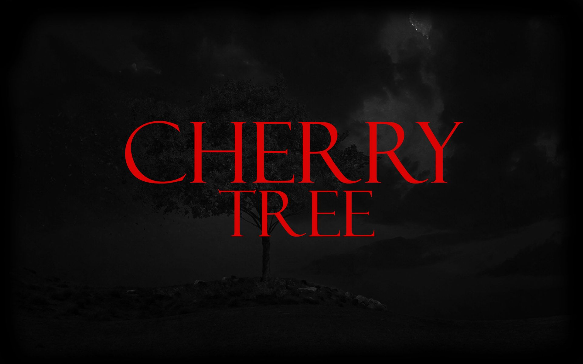 """horror movie """"Cherry Tree"""" coming soon A young"""