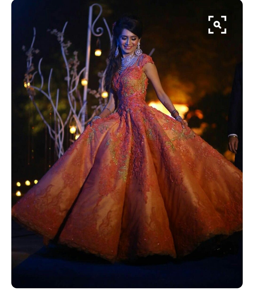 Pin by Puchu p on Bridal | Pinterest | Gowns, Indian wear and Ethnic