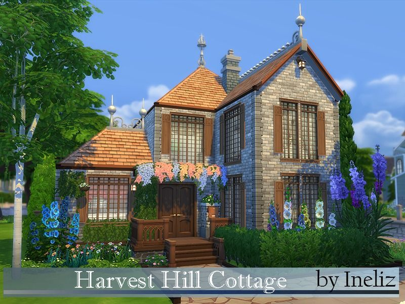 The Harvest Hill Cottage Is A Perfect Little House For A
