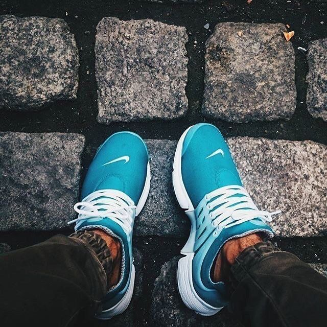 "big sale d2905 c0a3d The Nike Air Presto ""Teal""   His. in 2019   Nike shoes, Shoes, Sock shoes"