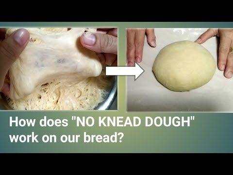 Cara Kerja Roti/Donat TANPA ULENI - YouTube | Donat ...