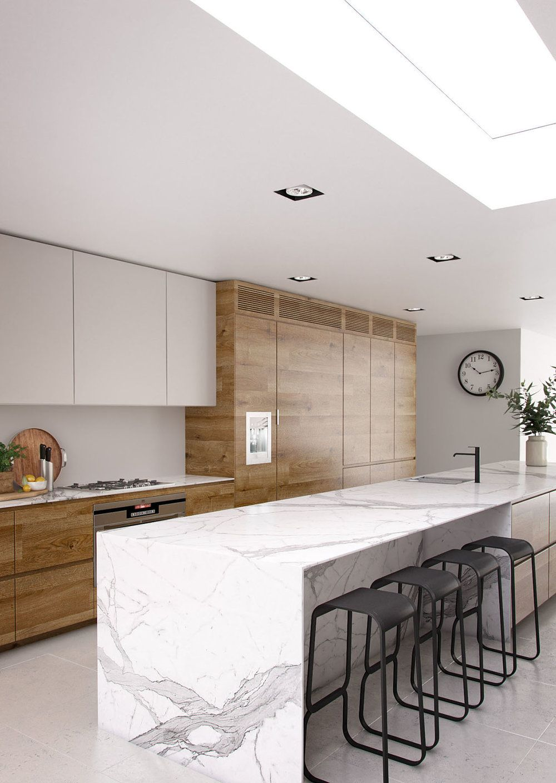 Dale Street Melbourne, VIC Modern kitchen design