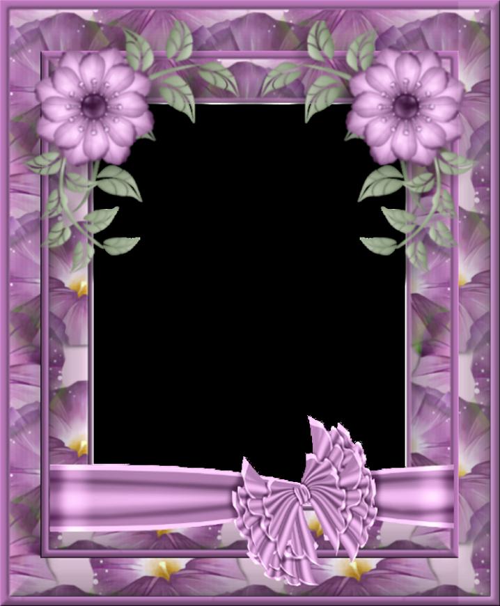 Frame 4shared Flower frame, Image frame, Printable frames