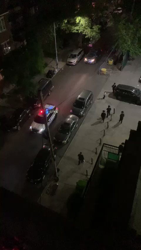 Yossi Gestetner On Twitter As Thousands Of Protesters Are In Manhattan And In Brooklyn Tonight In Violation Of The Curfew Nypdnews Brooklyn Protest Time