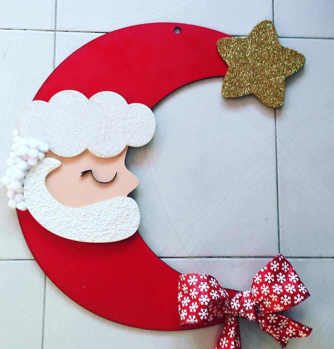 Adornos De Navidad Para Las Puertas Manualidades De Navidad Faciles Decoracion Navidena Reciclaje Decoracion Navidad Manualidades