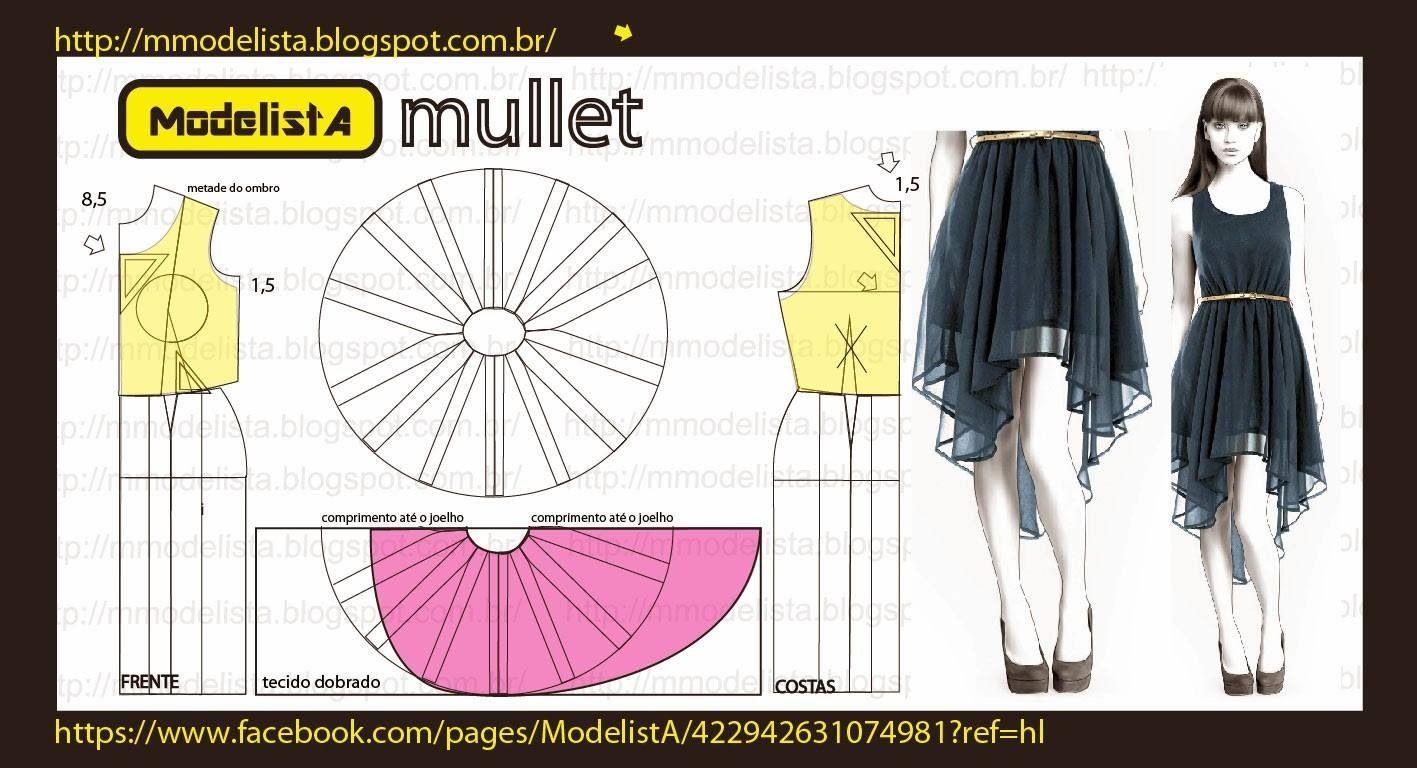 Vestido 2 | faldas
