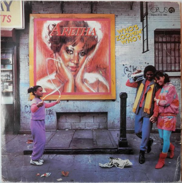Language In 45 And 47 Stella Street: Who's Zoomin' Who? (Vinyl, LP, Album) At
