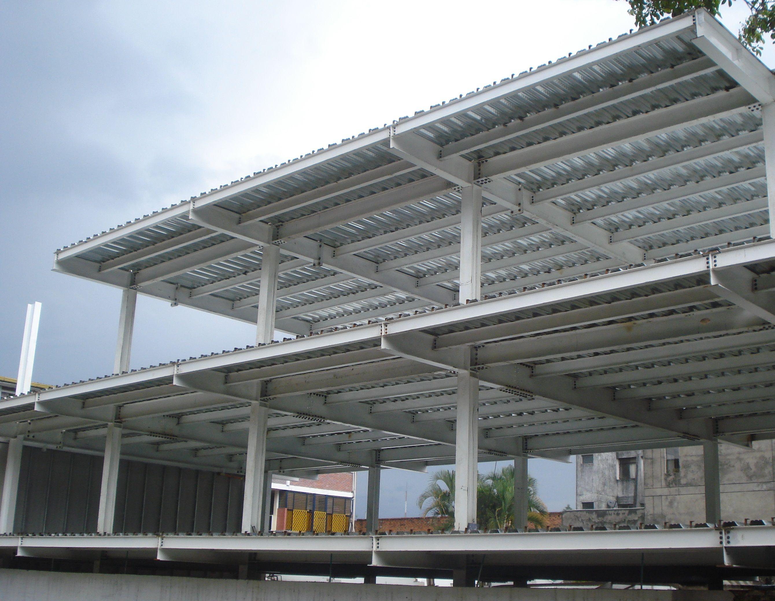 Especialistas en Estructuras Metálicas. Diseño, Fabricación y ...