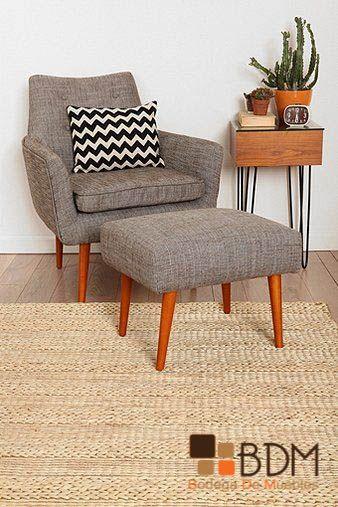 Silón ocasional de gran diseño. | sillones | Pinterest | Grandes ...