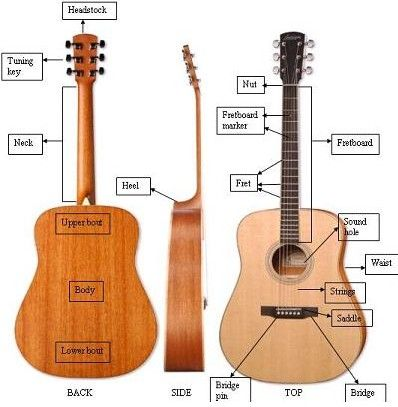 guitar part name canex guitar in 2019 guitar lessons for kids guitar chords online guitar. Black Bedroom Furniture Sets. Home Design Ideas