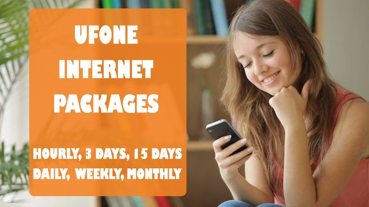 3g 4g Ufone Internet Packages For Daily Weekly Monthly And Social Data Buckets Internet Packages Social Data Internet Offers
