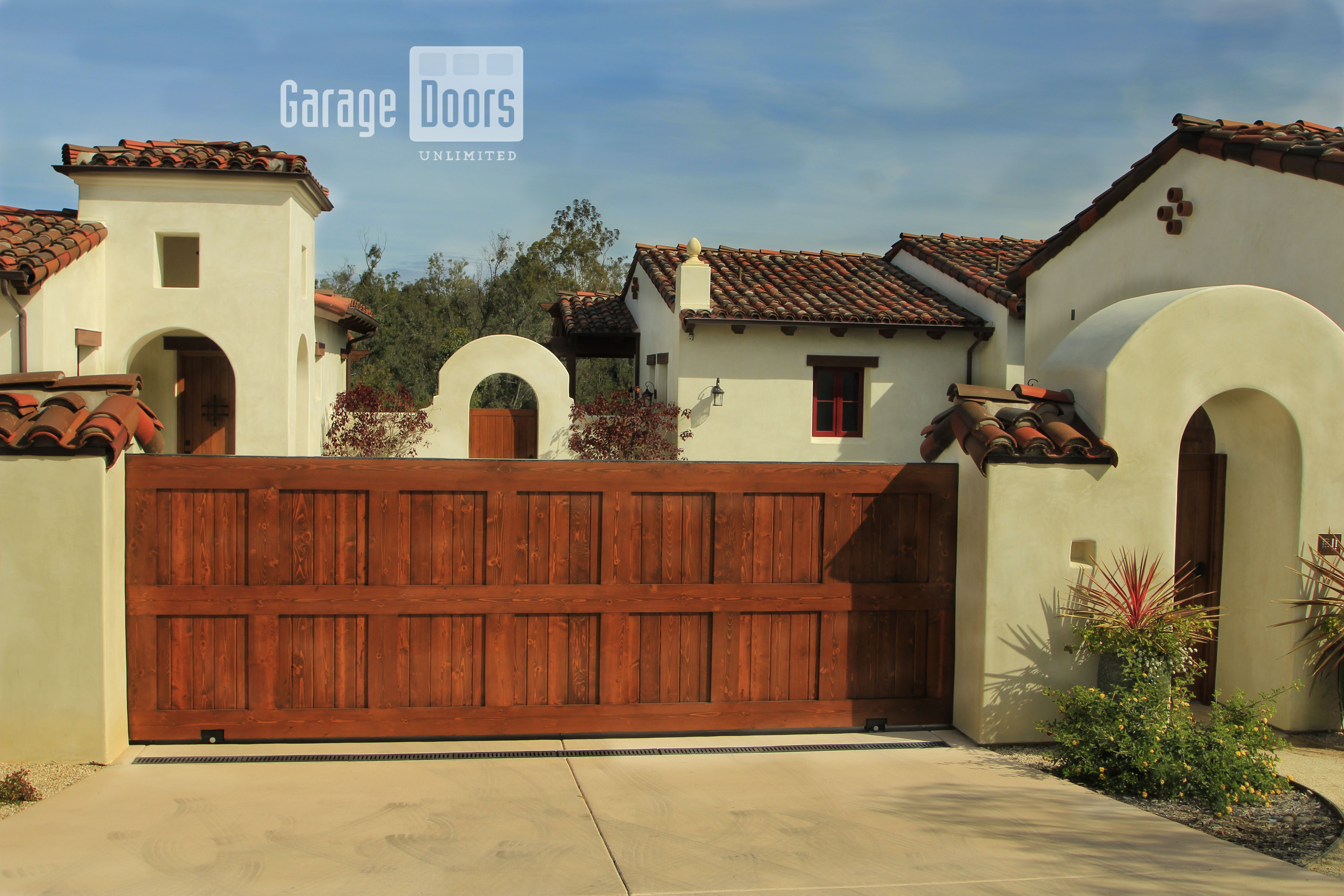 garden gates apartments. Automatic Driveway Gate. Red Cedar Gate Created For Apartment Complex. Garden Gates Apartments B