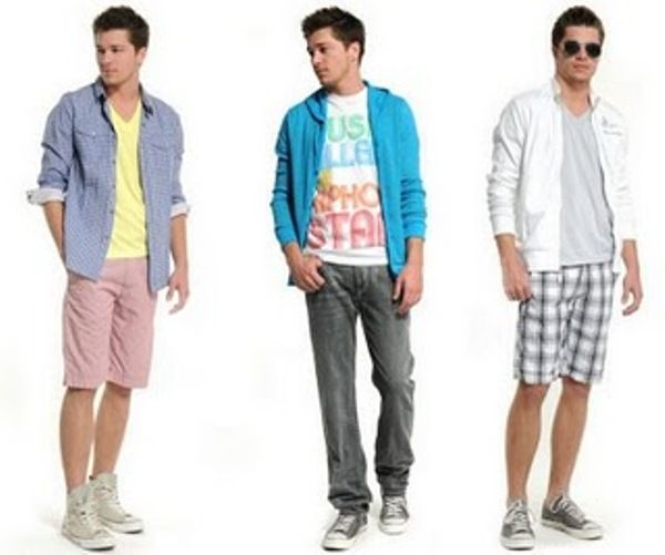 fashionable men clothing - Kids Clothes Zone