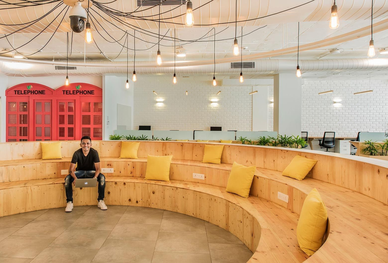 lookup hq / bhumiputra architecture | workspaces and architecture, Möbel