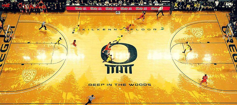 Wonderful Basketball Court