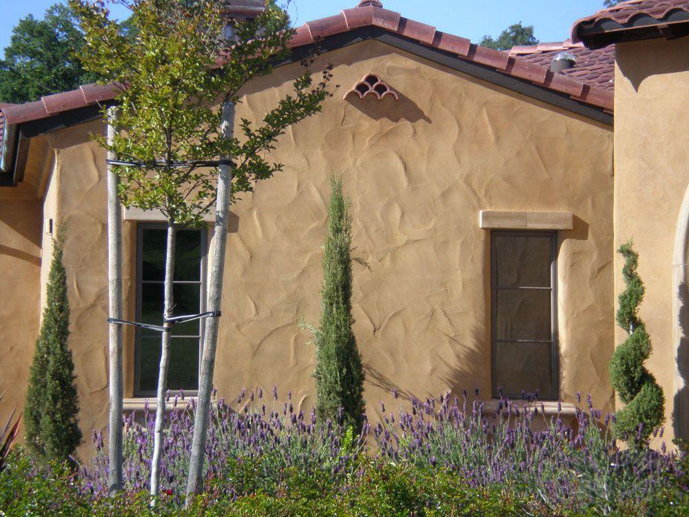 Types of Stucco Textures | Stucco & Plaster Textures | Yard stuff ...