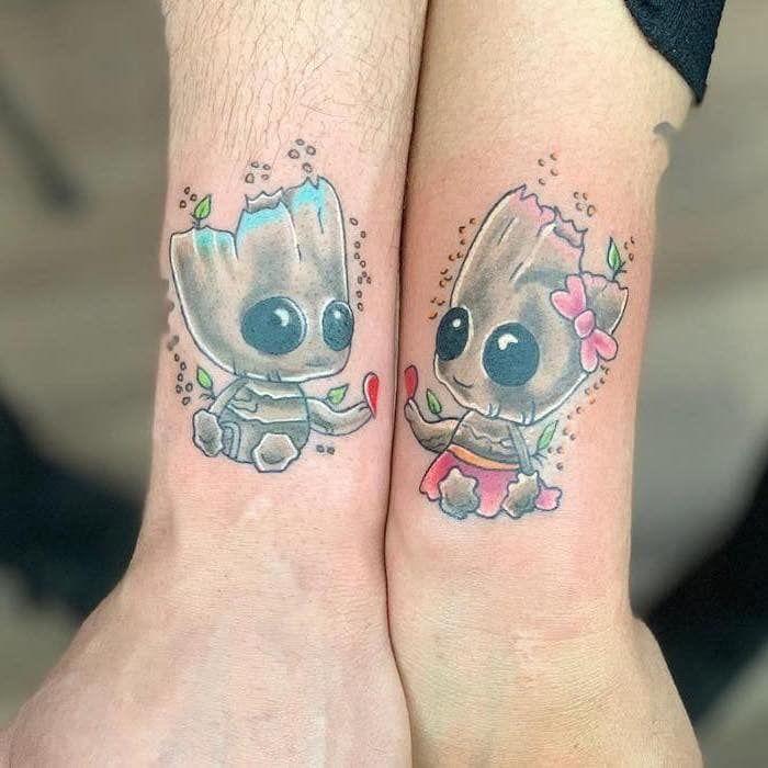 Photo of ✓ Los 20 mejores tatuajes para hacerse en parejas