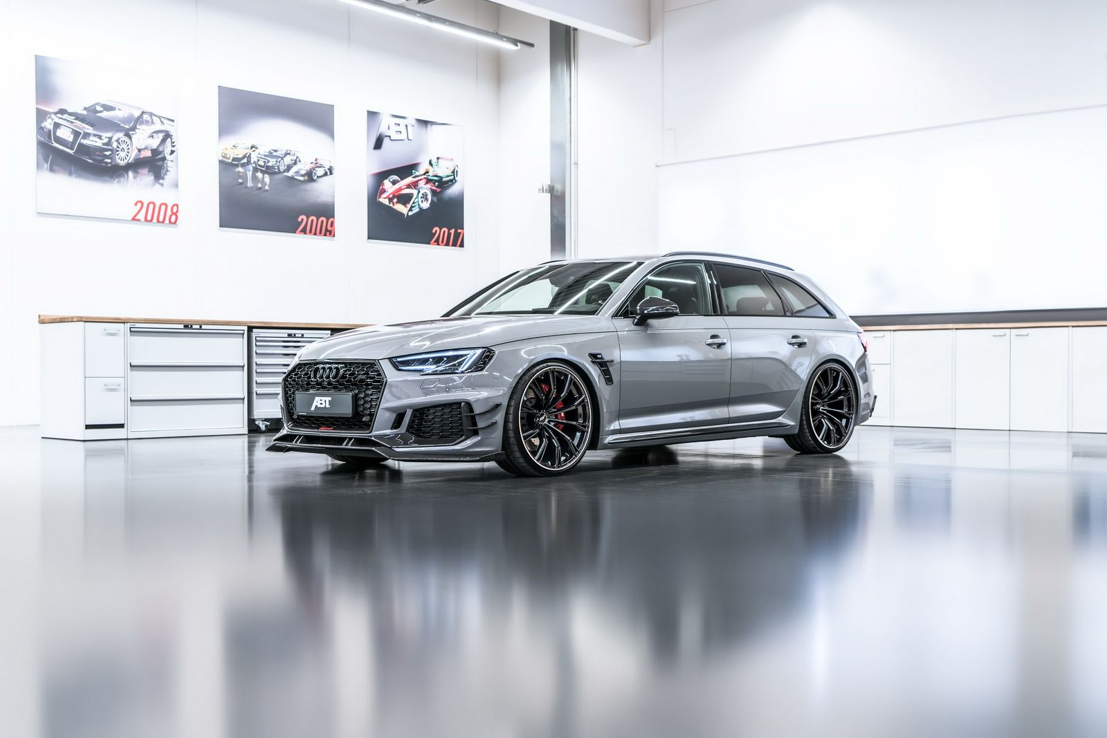 Abt S 530ps Audi Rs4 R Avant Is All The Super Estate You Ll Ever