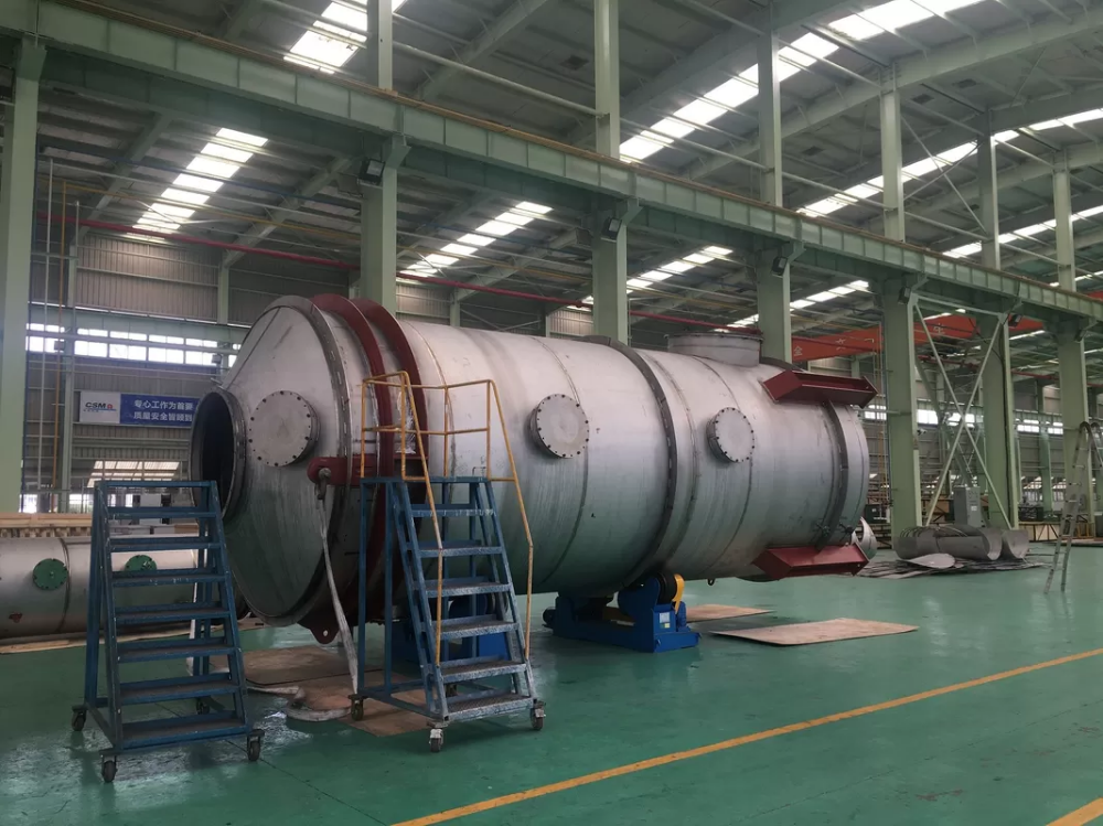 Sulphur Ship Marine Exhaust Gas Cleaning System | Exhaust