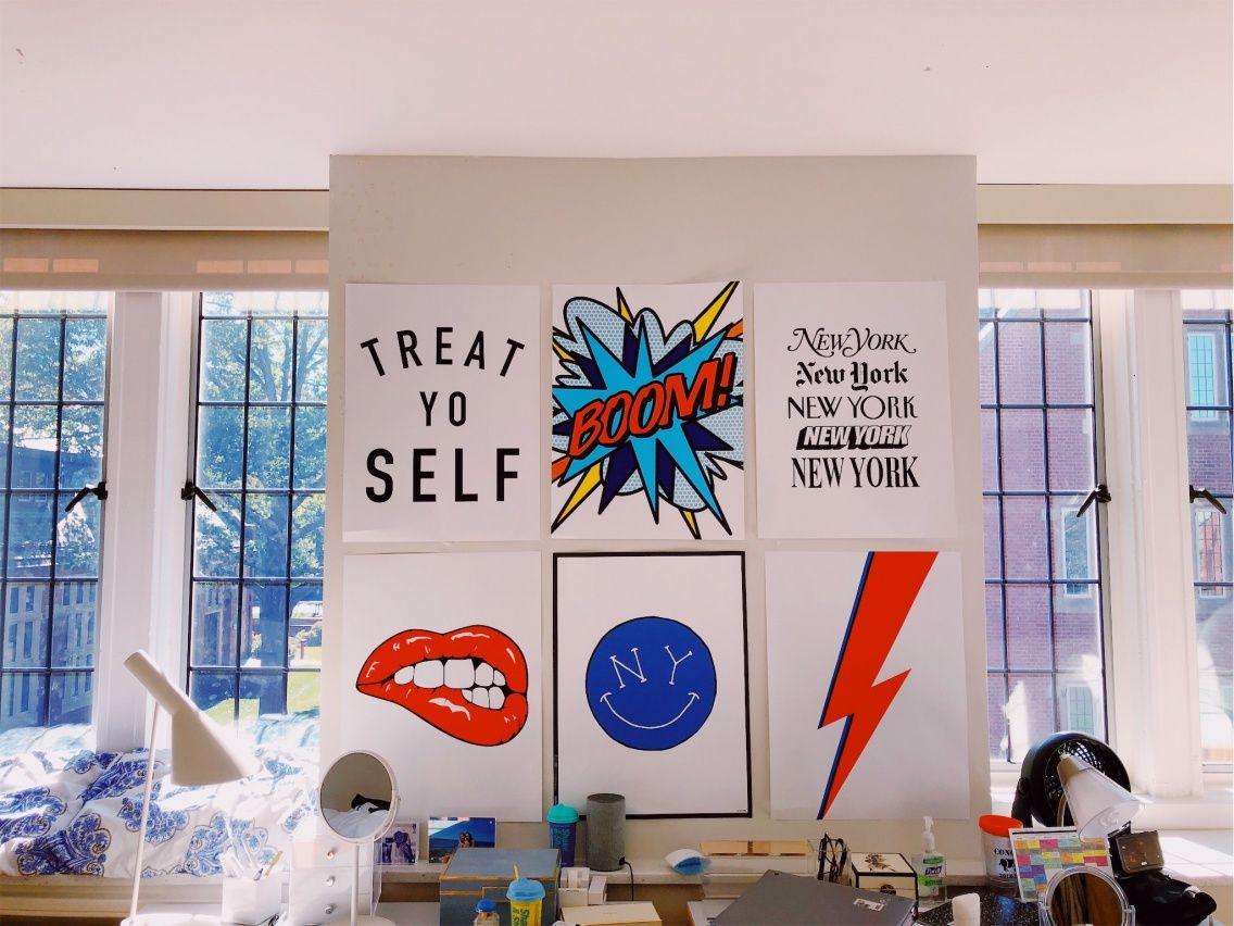 VSCO - alexandrapreziotti | College in 2019 | Room, Dorm art, Dorm room