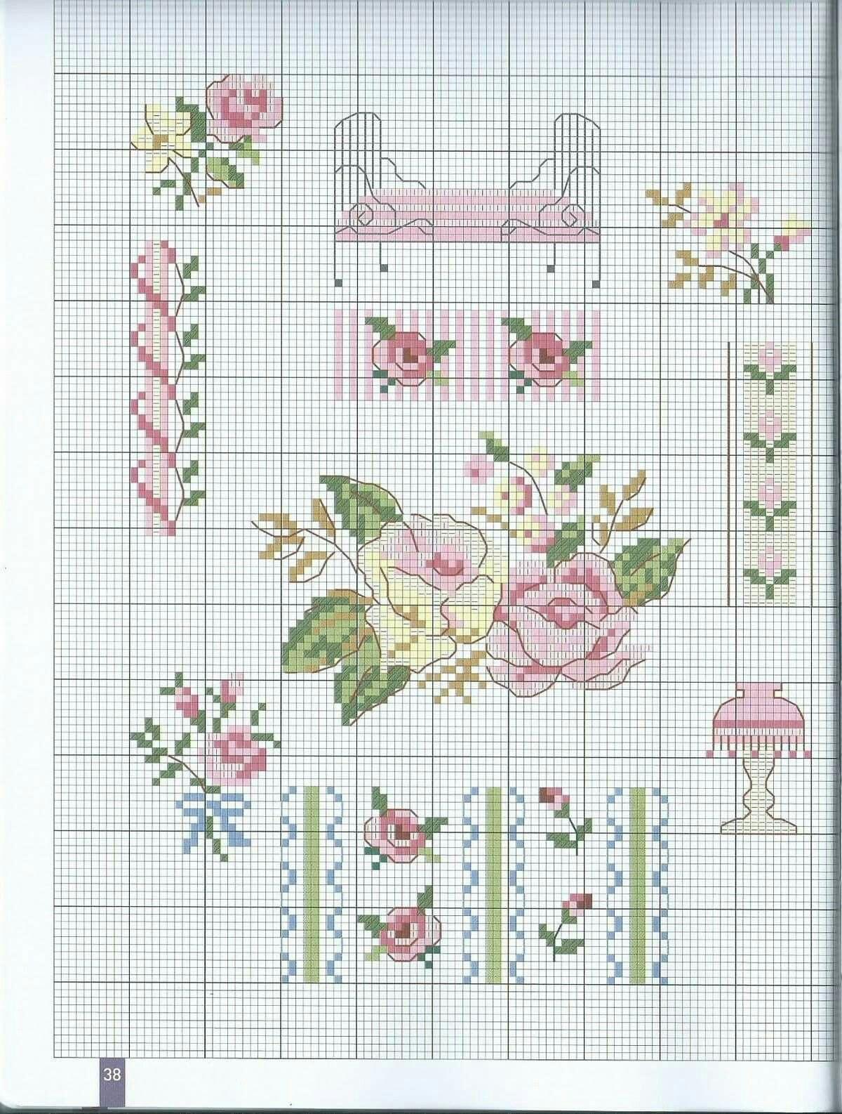 Pin by gözde arslan on desenler pattern pinterest crossstitch