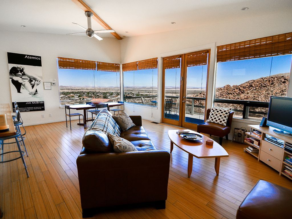 House vacation rental in joshua tree from