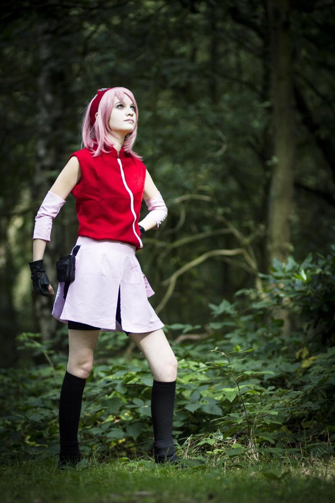 easy anime cosplay female