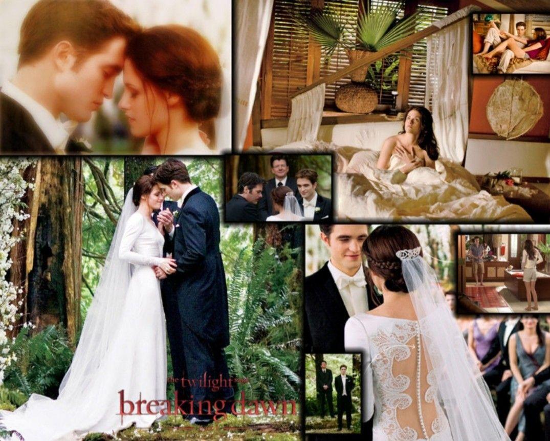 Bella's wedding dress in breaking dawn  Pin by Mary Katherine Evitts on Breaking dawn  Pinterest  Twilight