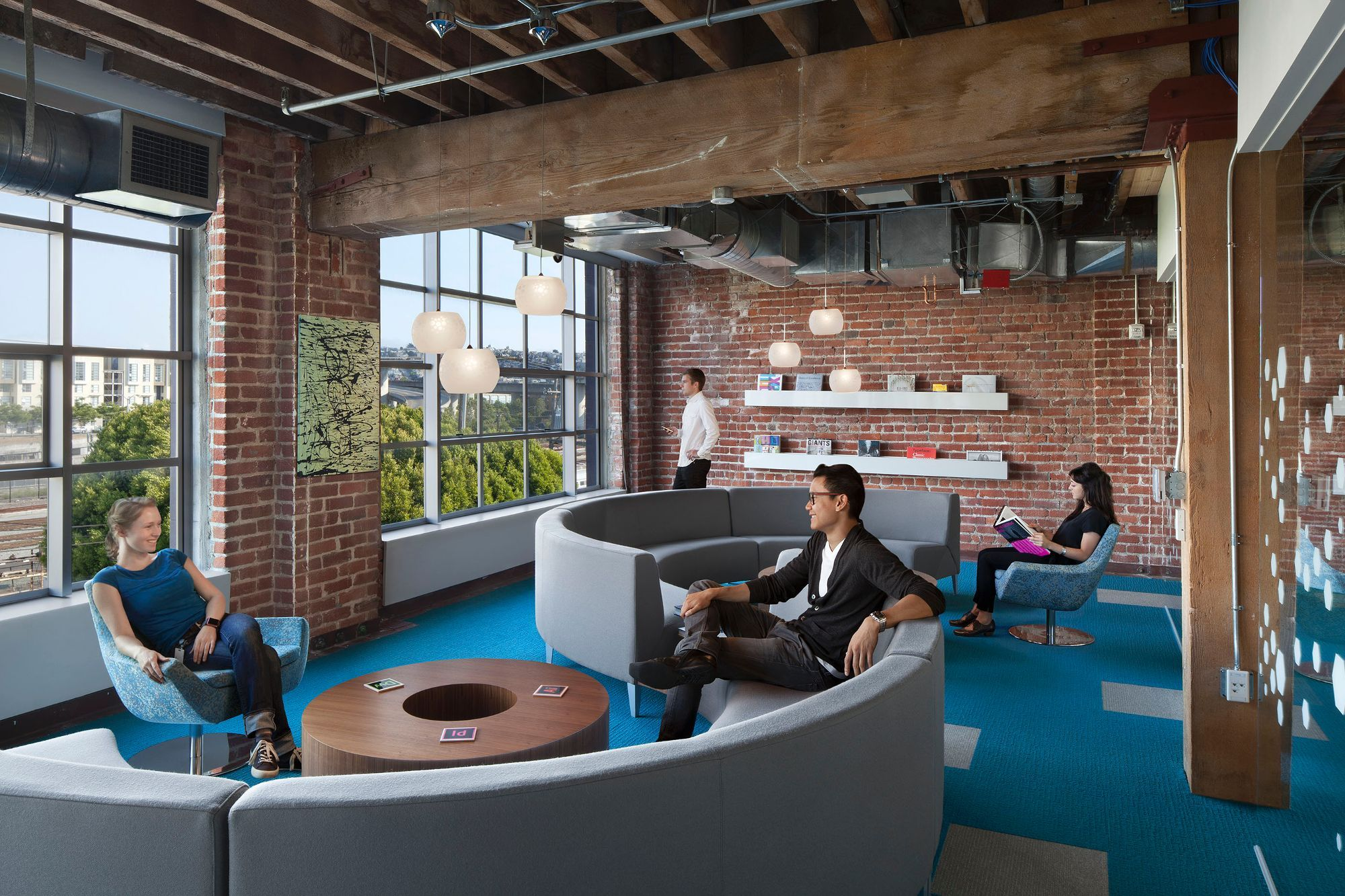 Charming Adobe Office Photos On Glassdoor. Office Space In San Francisco.