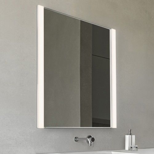 Vanity slim vertical led mirror kit duravit vanities and lights vanity slim vertical led mirror kit aloadofball Images