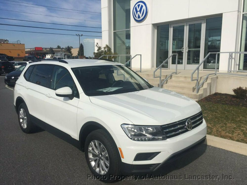 2020 Volkswagen Tiguan 2 0t S Fwd 2 0t S Fwd New 4 Dr Suv Automatic Gasoline 2 0l 4 Cyl Pure White In 2020 Volkswagen Trucks For Sale Suv