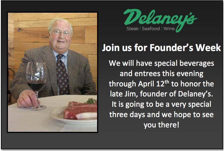 Delaney's Founders Week