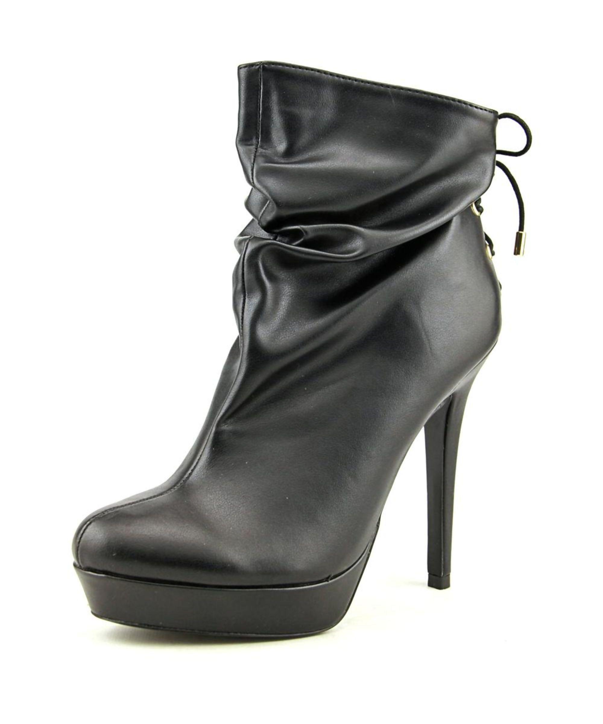 Sodi Womens HONRA Leather Closed Toe Ankle Fashion Boots