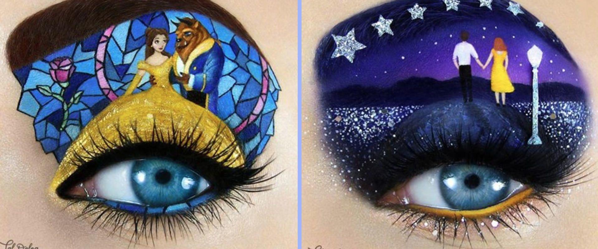 Beauty and the Beast Tal Peleg Makeup